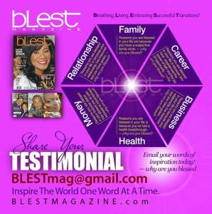 Purple Blest Magazine